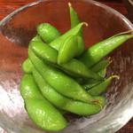 大吉 - お通しの枝豆