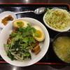食彩酒房かぼちゃ 帝劇ビル店 - 料理写真:魯肉飯:680円