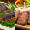 ビュッフェレストラン エズ - 料理写真:オプションプランステーキ&タタキ