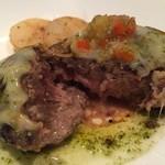 ステーキダイニング プルミエ - 極上のお肉