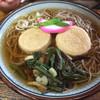 神橋庵 - 料理写真:ゆば掛け蕎麦