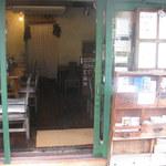 レストラン ディディ - お店入口
