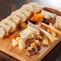 ボヌール自慢のチーズ -Fromage-