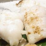 旬菜旬魚 きくの - 焼き霜ではナイw
