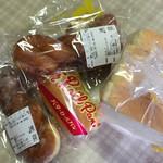 村上製パン所 - 意外と種類豊富です