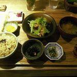 美山cafe - 和風ランチ