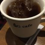 ピージーカフェ - アイスティー