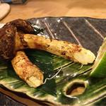 いっちゃん - 松茸焼き