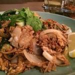 ロータスガーデン - 海鮮パッキーマオ