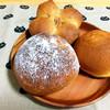 パンののはら おはようナーム - 料理写真:(●︎´▽︎`●︎)