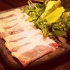 豚しゃぶ しくら - 料理写真:富士古代豚しゃぶしゃぶ食べ放題