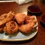 あばれん坊 - 料理写真:ザ・から揚げ