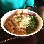 二丁目食堂 - 料理写真:味噌ソバ