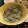 くろ屋 - 料理写真:お通しの蛸わさび。これがとんでもなく旨い。