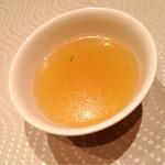 翆陽 - スープ