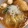 らーめん 一夢庵 - 料理写真:醤油らーめん750円