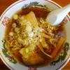 喜多屋 - 料理写真:らーめん(\550税込み)良い色したスープは美味いと思います