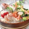 居酒屋 酒亭じゅらく - 料理写真:新鮮な産直鮮魚を豪快に盛込みます!