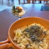 マザーアース - 料理写真:ランチセットあぶたま丼