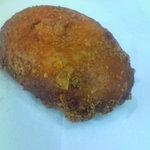 サフラン - 牛スジカレーパン