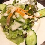 DINING CAFE&BAR The Olive - サラダ