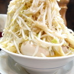 らーめん大 - 味噌ラーメン(830円)