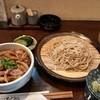 吾里 - 料理写真:戦国ハーぶ~丼ともり蕎麦のセット。