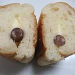 パン工房ペルミオ - ミルクフランスカット