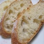 パン工房ペルミオ - レトロフランスカット