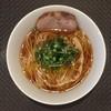 中華そば 安成 - 料理写真:醤油その1  木桶仕込みの生揚げ醤油