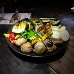 42769739 - 焼き野菜