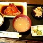 42770321 - 金目鯛の煮付け定食