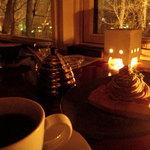 花論珈琲茶房 - もんぶらん