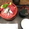 すし食堂 おはん - 料理写真:三色丼(980円)