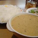 カンチャナ - 野菜カレー