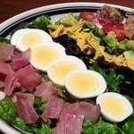 ニューヨークグランドキッチン - サラダ