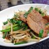 味富来 - 料理写真:肉ニラ