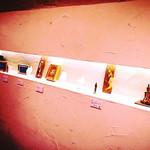 サボウ・シガ シロガネ - 店内には三木まゆみさんのお作品も♪♪♪