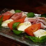 ルサンク - ☆モッツァレラチーズ&フルーツトマトのカプレーゼ(*^_^*)☆