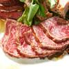 2986チャン - 料理写真:イチボは、希少部位のランプ(おしりの肉)の下側から、さらに柔らかい部分を切り出したお肉!その食感に大満足していただけること間違いなしです。