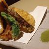 しの崎 - 料理写真:晩酌セットの天ぷら