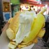 世界で2番めにおいしいメロンパンアイス - 料理写真:メロンパンアイスパイン