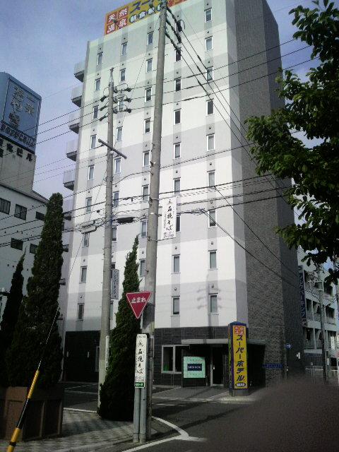 スーパーホテル 松本駅東口南