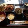 なべ吉 - 料理写真:⚫︎からあげ定食=850円