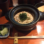 酒菜家 米人 - 太刀魚とえのきの土鍋御飯...季節の魚とえのきの風味が交じり合って・・・最高‼️  美味です。