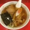 万里 - 料理写真:ラーメン 550円