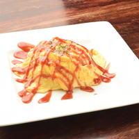 ブレンドマイスターカフェ - ふわとろ卵のオムライス♪