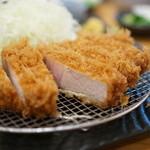 はせ川 - 料理写真:限定極上ロース180g