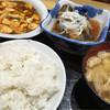 新宿一丁目食堂 - 料理写真:総額795円
