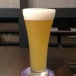 エール ビアアンドピッツァ - 田沢湖ビール ヴァイツェン